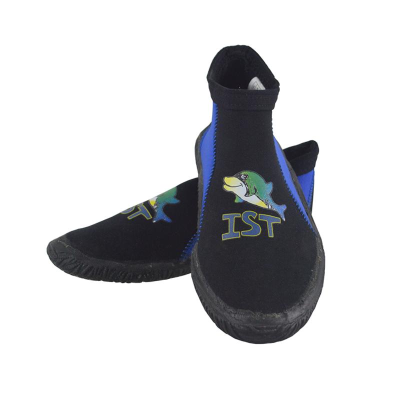 รองเท้าบู๊ทดำน้ำสำหรับเด็ก รุ่น ทรอปปิคอล 3 มิล <span>IST PROLINE ISS38J