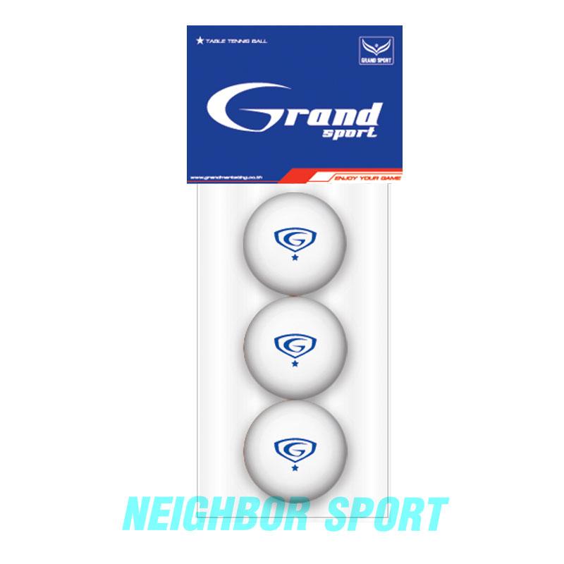 ลูกเทเบิลเทนนิส Plasticoid 1 ดาว <span>GRAND SPORT 378314