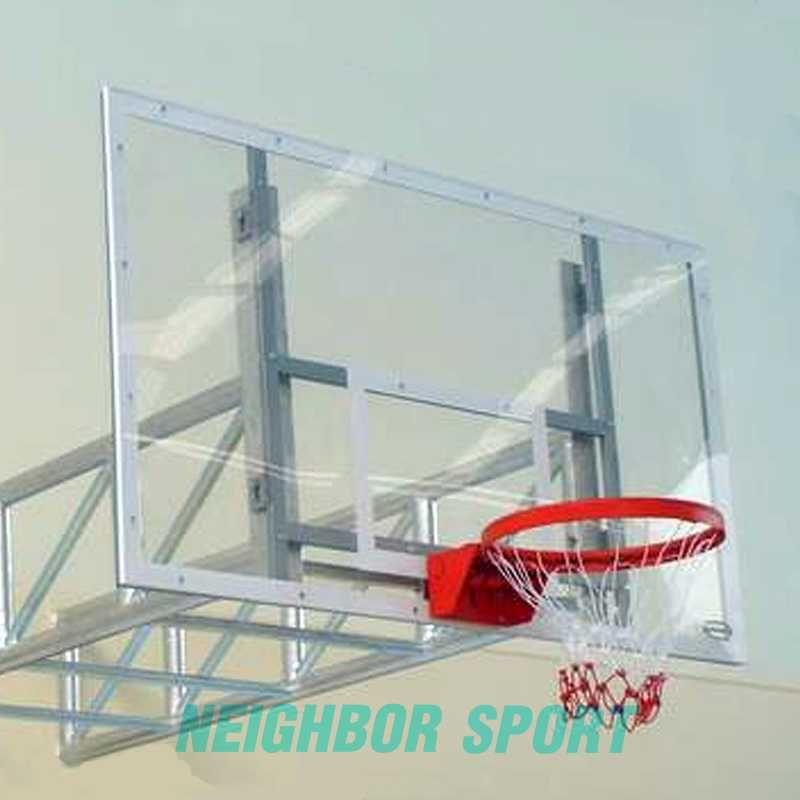 แป้นบาสเกตบอลแบบพลาสติกใส <span>VINCENT VCB06