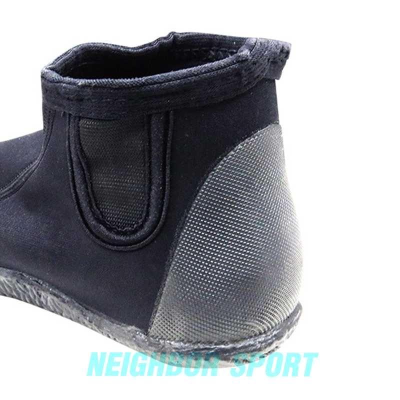 รองเท้าบู๊ทสำหรับดำน้ำ รุ่น Low-cut IST PROLINE ISBT0430