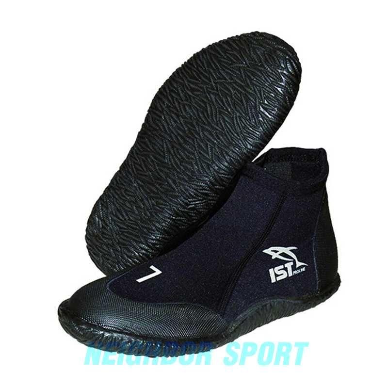 รองเท้าบู๊ทสำหรับดำน้ำ รุ่น Low-cut <span>IST PROLINE ISBT0430