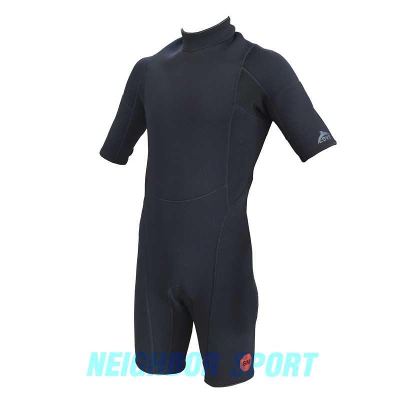 ชุดดำน้ำแบบขาสั้น <span>COVE ODWS140
