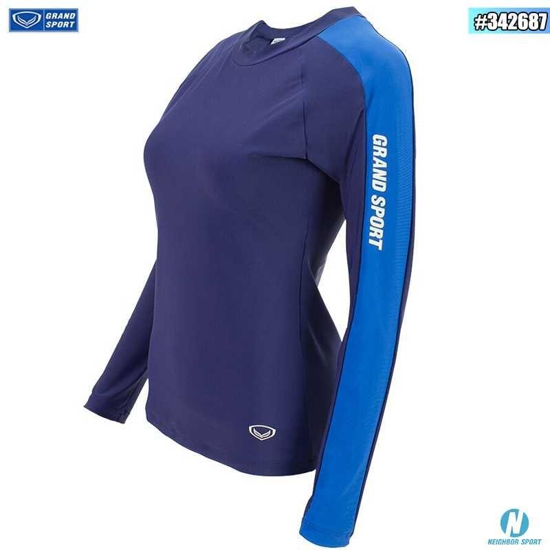 เสื้อว่ายน้ำหญิงแขนยาว GRAND SPORT 342662