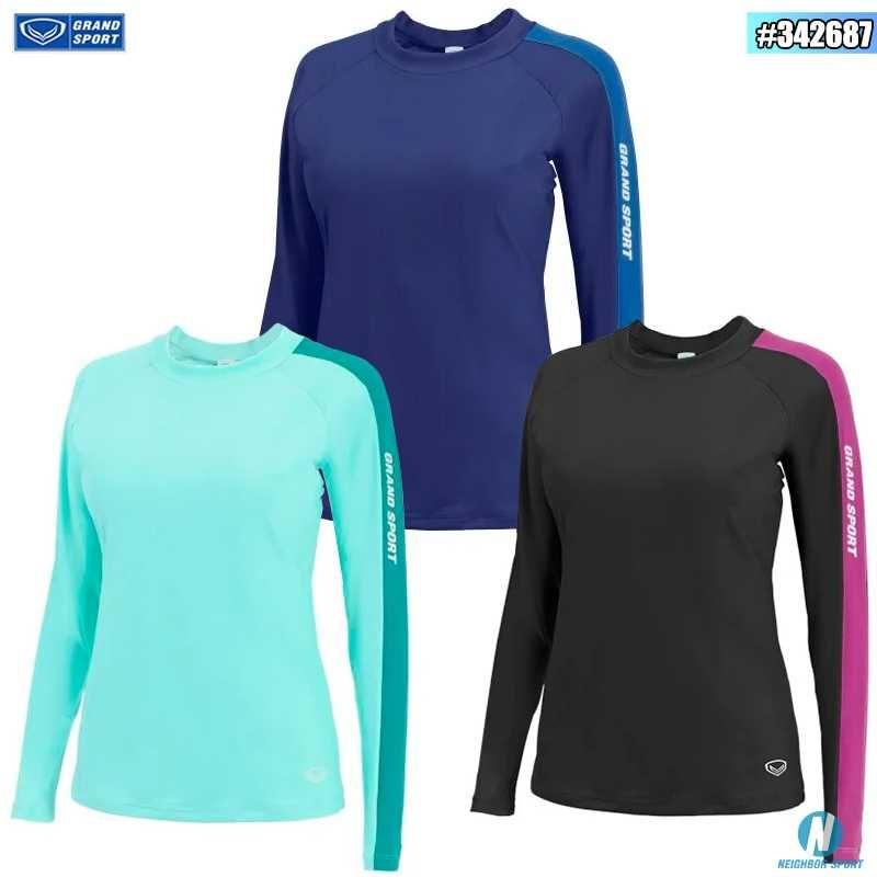 เสื้อว่ายน้ำหญิงแขนยาว <span>GRAND SPORT 342662
