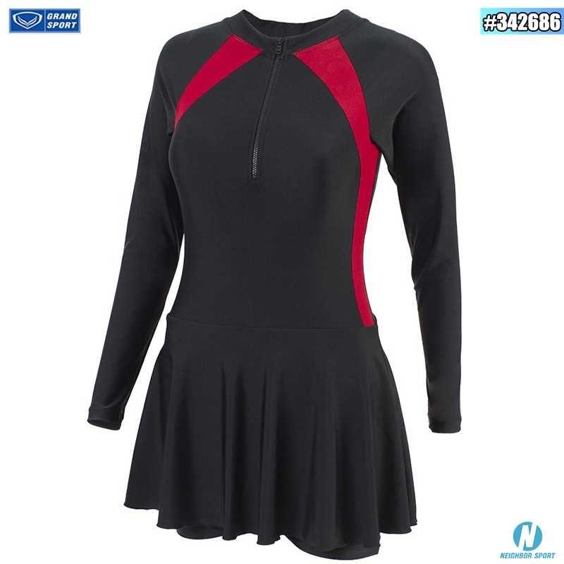 ชุดว่ายน้ำหญิงแบบกางเกง GRAND SPORT 342659