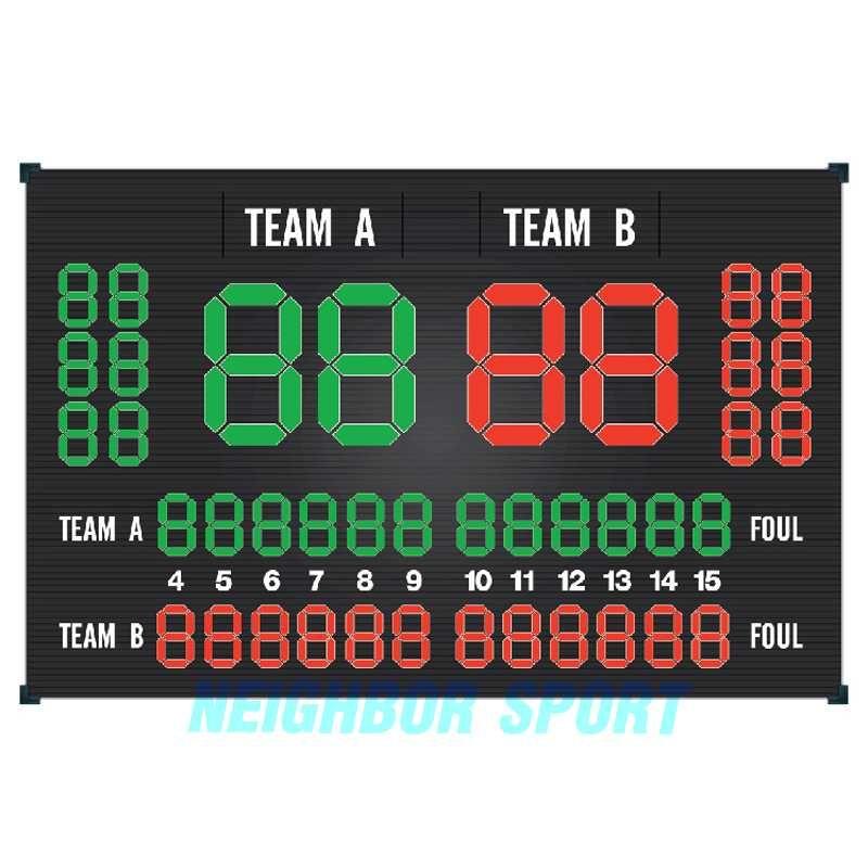 ป้ายคะแนนกีฬาบาสเกตบอล <span>ETC. NBP3010