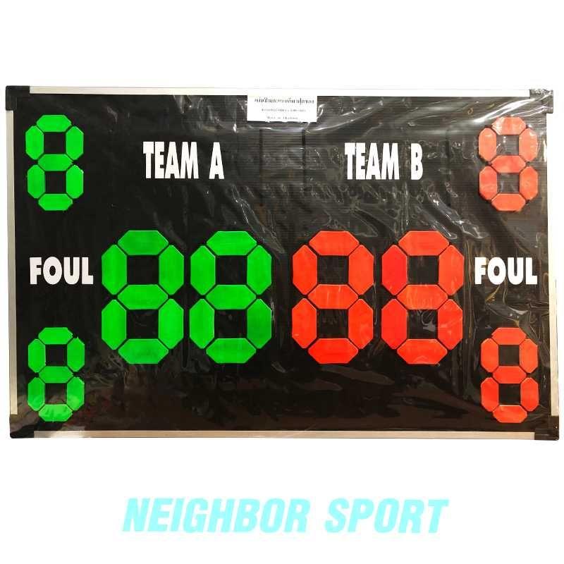 ป้ายคะแนนกีฬาฟุตซอล <span>ETC. NBP305